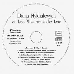 Diana Mykhalevych et Les Musiciens de Lviv